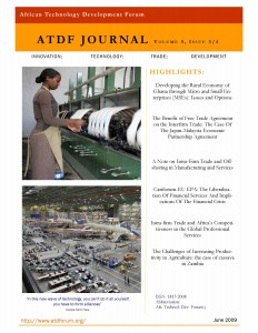 Cover Intra-Firm Trade Journal