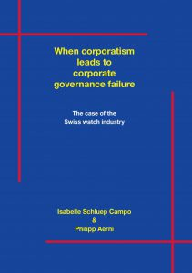 Cover Corporatisn and Governance